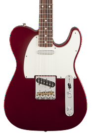 Fender Classic Player Baja '60s Telecaster, Rosewood Fingerboard, Candy Apple Red