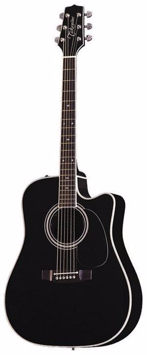 Takamine EF341SC Guitar Includes Official Hard Case