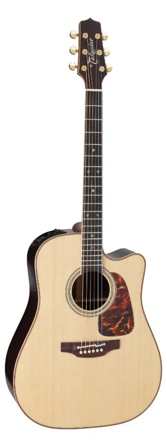 Takamine P7DC Includes Official Hard Case