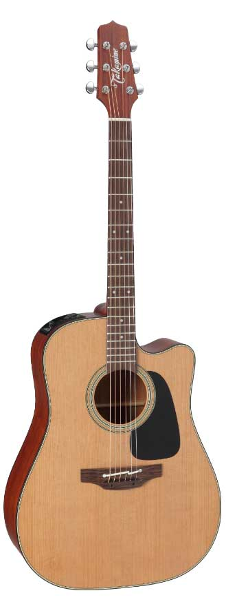 Takamine Pro Series P1DC Includes Official Hard Case