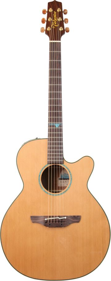 Takamine TSF40C Includes Official Hard Case